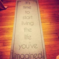 inspirational mat 2